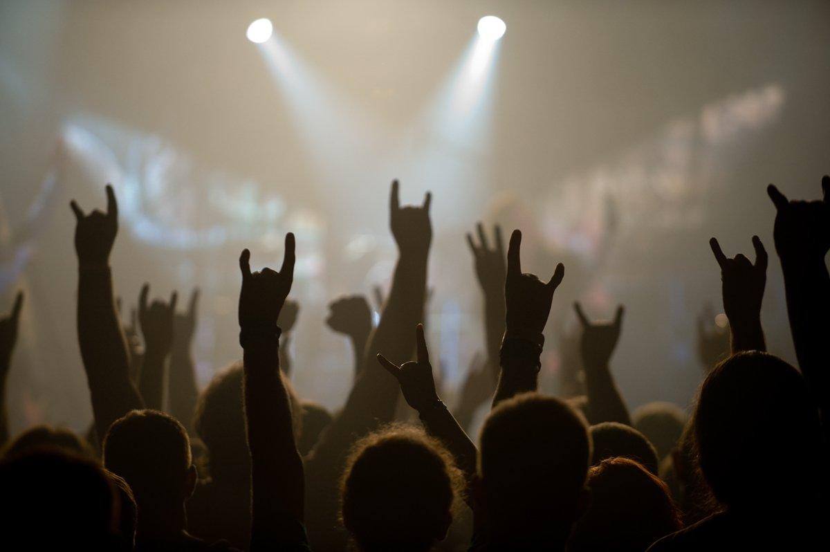 Metal Horns, 2009 - Photo by Mart Sepp (flickr.com/martsepp)