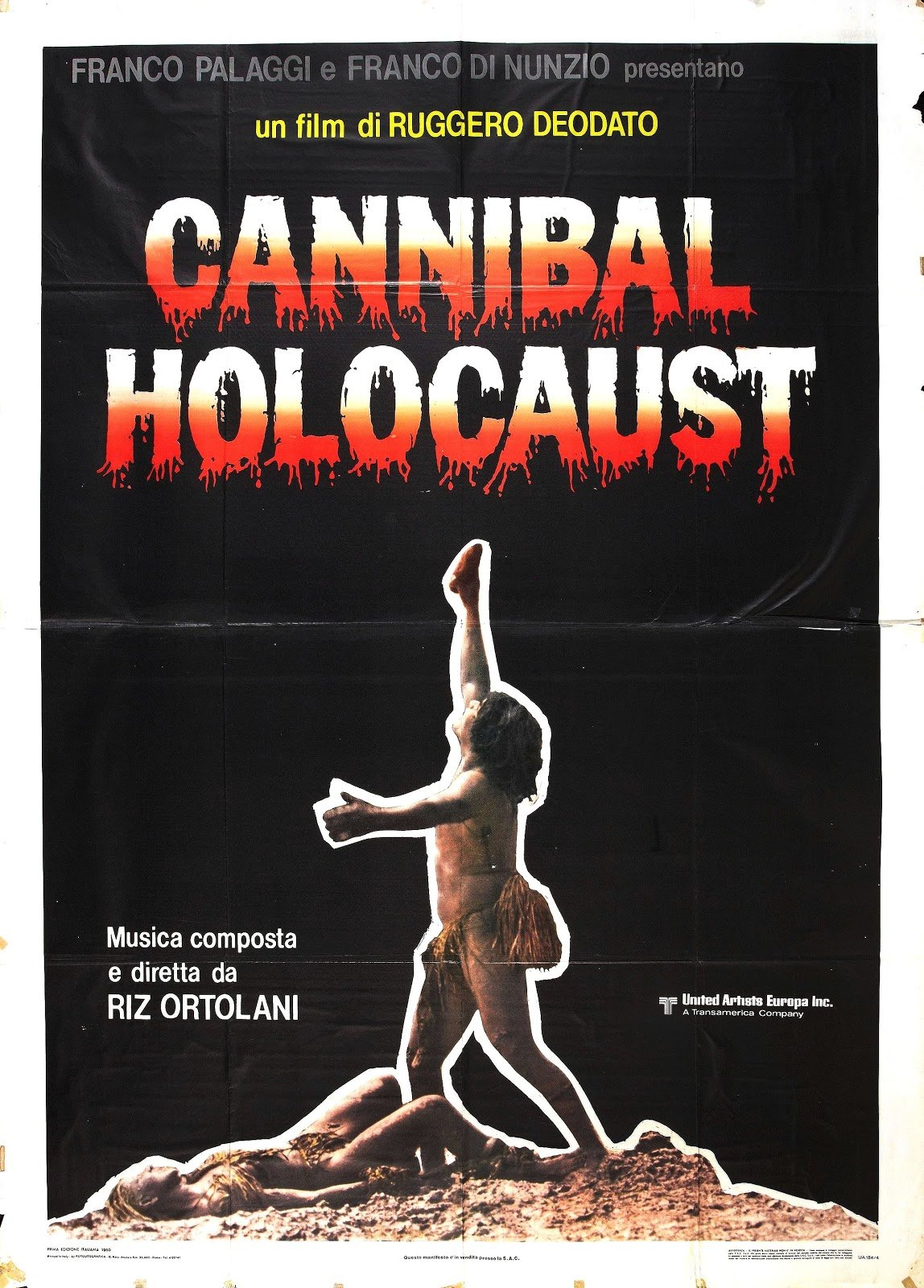 Cannibal Holocaust, 1980 mockumentary horror best лучшие фильмы ужасов mondo cane