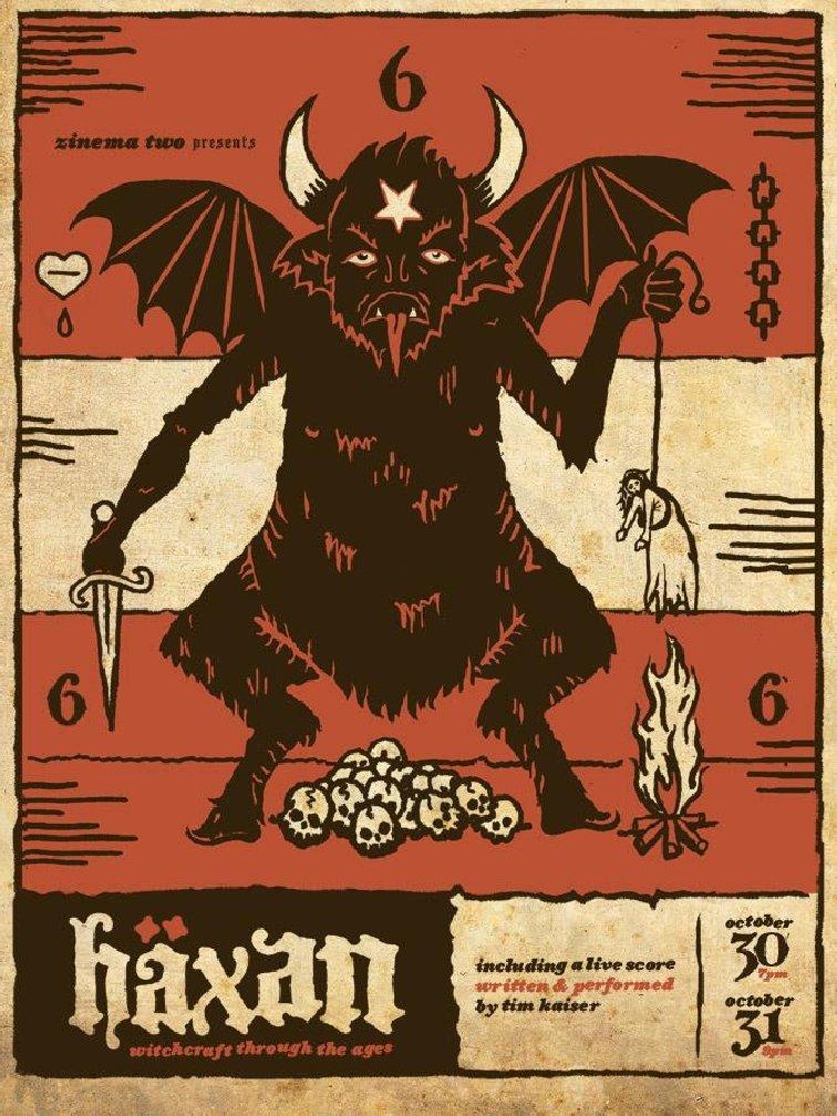 ведьмы haxan 1922 mockumentary horror best лучшие фильмы ужасов