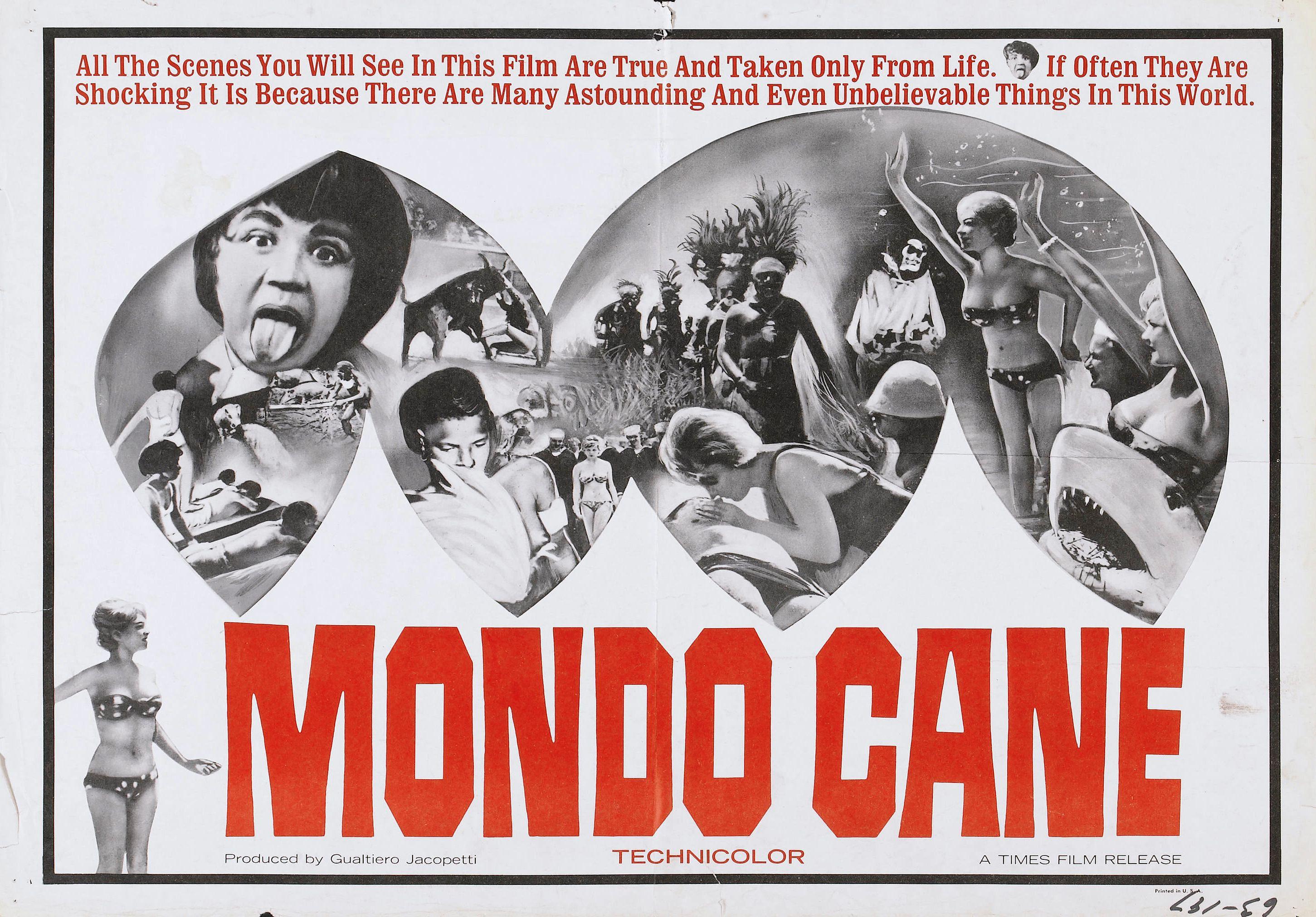 mockumentary horror best лучшие фильмы ужасов mondo cane