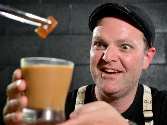 самый крепкий кофе в мире надиратель задниц австралия asskicker coffee отвратительные мужики disgusting men