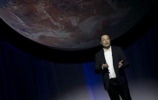 Илон Маск пообещал отправить на Марс миллион колонистов