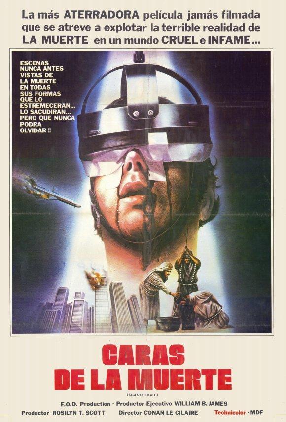 Faces of Death, 1978 mockumentary horror best лучшие фильмы ужасов mondo cane