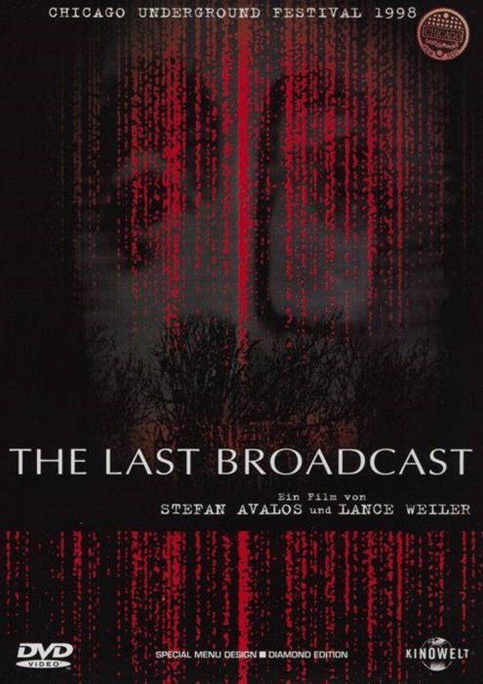 The Last Broadcast, 1998 mockumentary horror best лучшие фильмы ужасов mondo cane