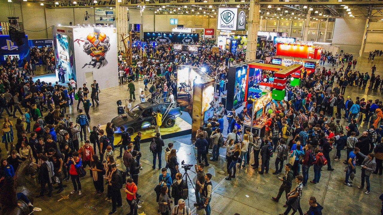 e3 gamescom paris games week tokyo game show игровая выставка игровые выставки топ игровых выставок какая лучше