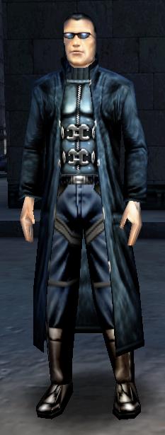 Смит принимал участие в создании оригинальной Deus Ex в составе команды Ion Storm Austin