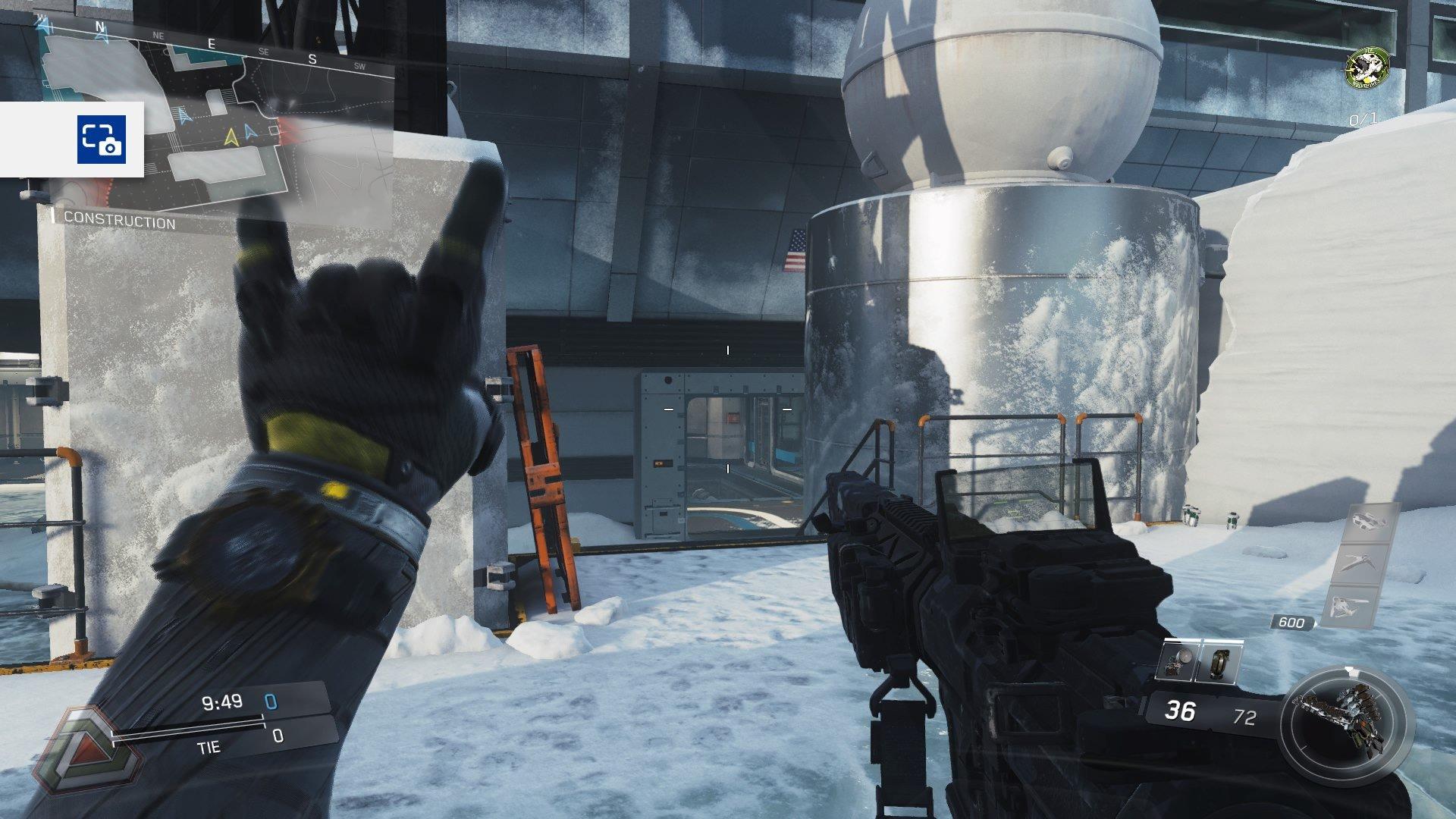 call of duty infinite warfare beta review