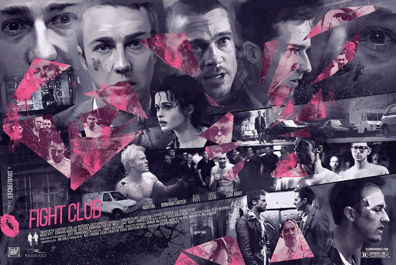Бойцовский клуб fight club 1996 1999 чак паланик дэвид фичер фильм история 17 лет с выхода как снимали как делали факты о фильме кино история отвратительные мужики