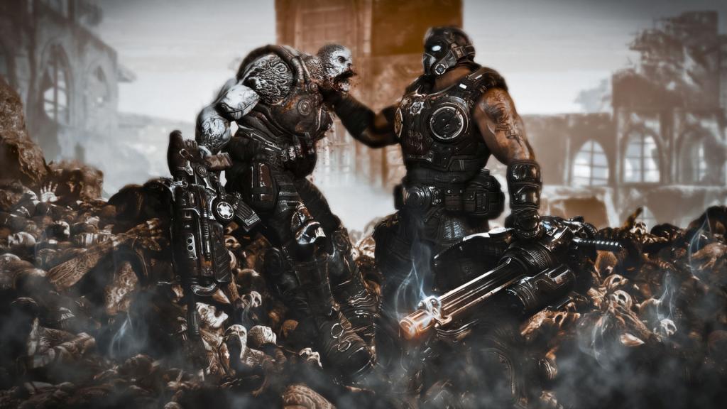 gears of war какая часть gears of war лучше gears of war 4 gears of war 2 gears 3 judgment gears of war pc на пк