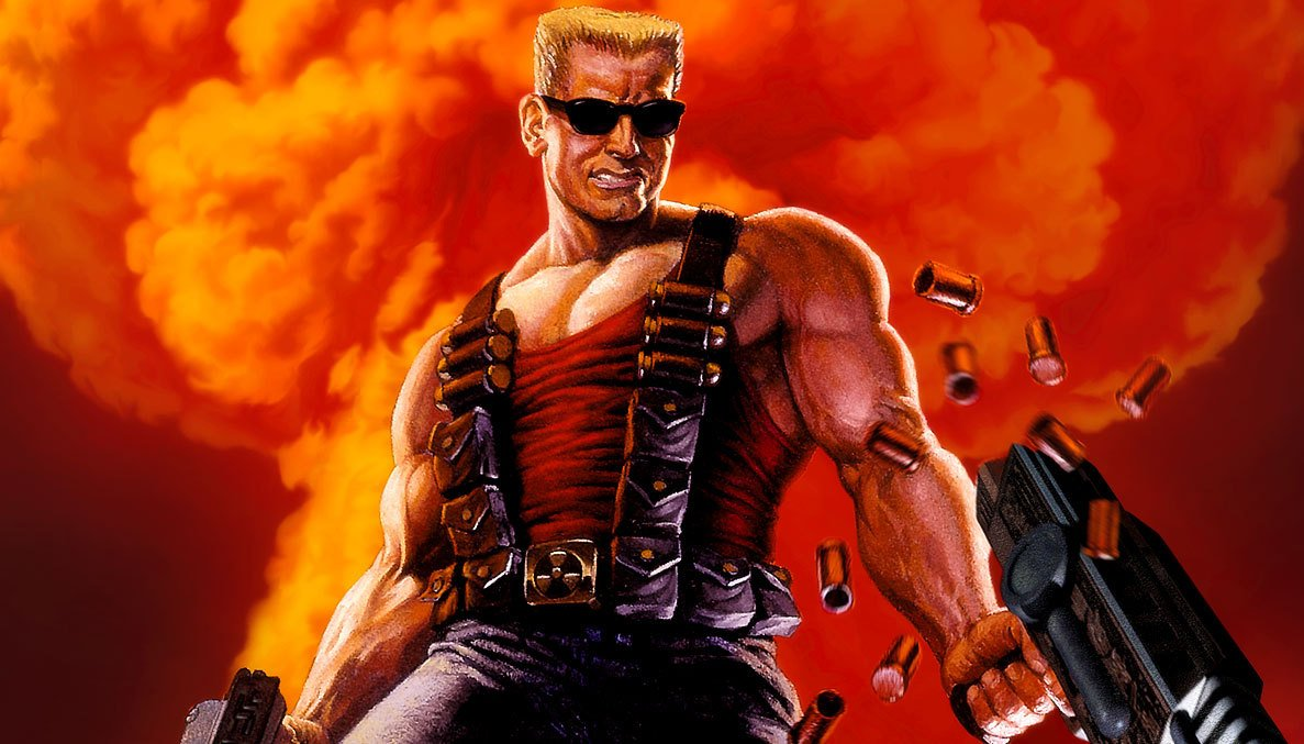 дюк нюкем duke nukem 3d 20th anniversary world tour отвратительные мужики disgusting men