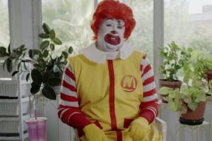 рональд макдоналд макдоналдс жуткие клоуны убийцы отвратительные мужики disgusting men mcdonalds ronal mcdonald