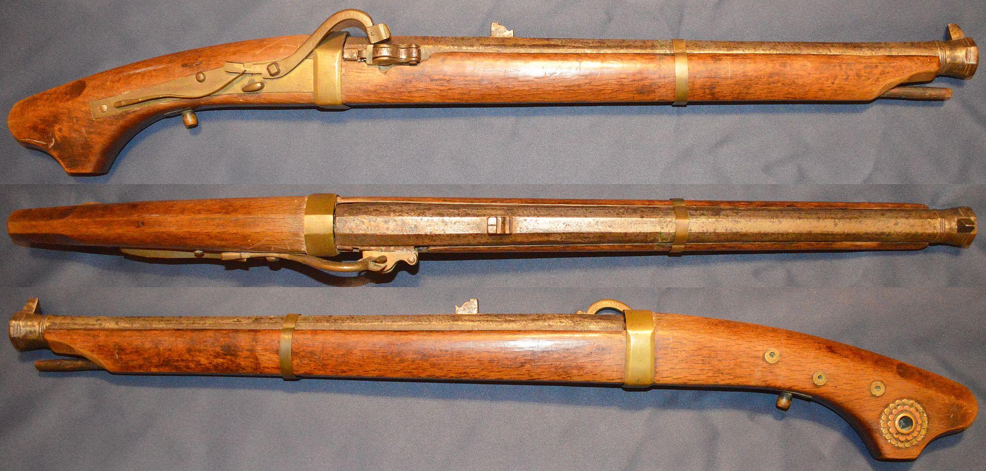 тэппо танегасима какаэ-дзутсу бодзе-дзутсу японские мушкеты огнестрел аркебузы самураи отвратительные мужики disusting men japan matchlock weapon