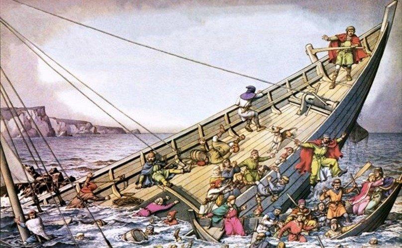 белый корабль о вреде пьянства генрих i средние века отвратительные мужики disgusting men