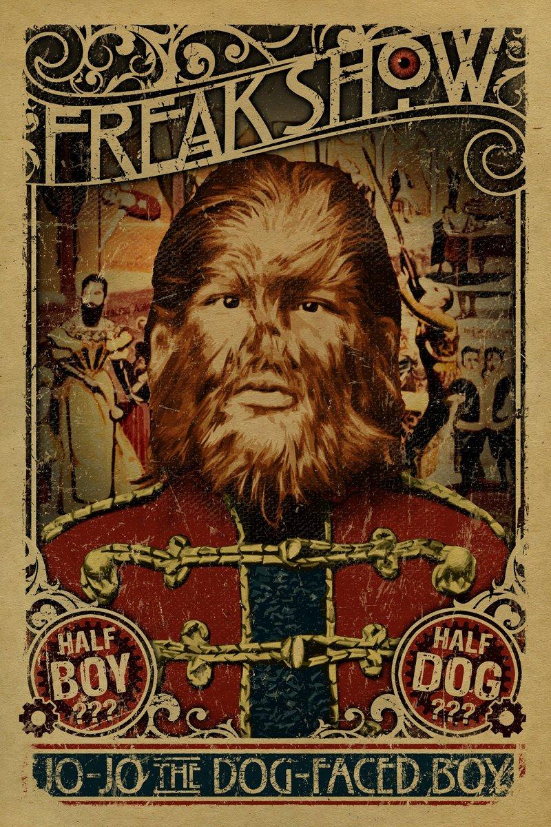 Barnum-And-Bailey-font-b-Circus-b-font-Freak-Show-font-b-Vintage-b-font-History
