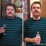 трезвость до и после трезвый образ жизни алкоголь бухло отвратительные мужики disgusting men