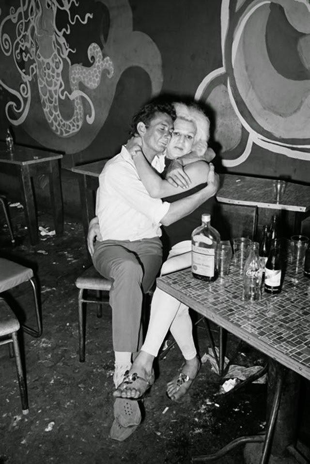 билли манк фото ночной жизни кейптауна 60-х бар отвратительные мужики disgusting men