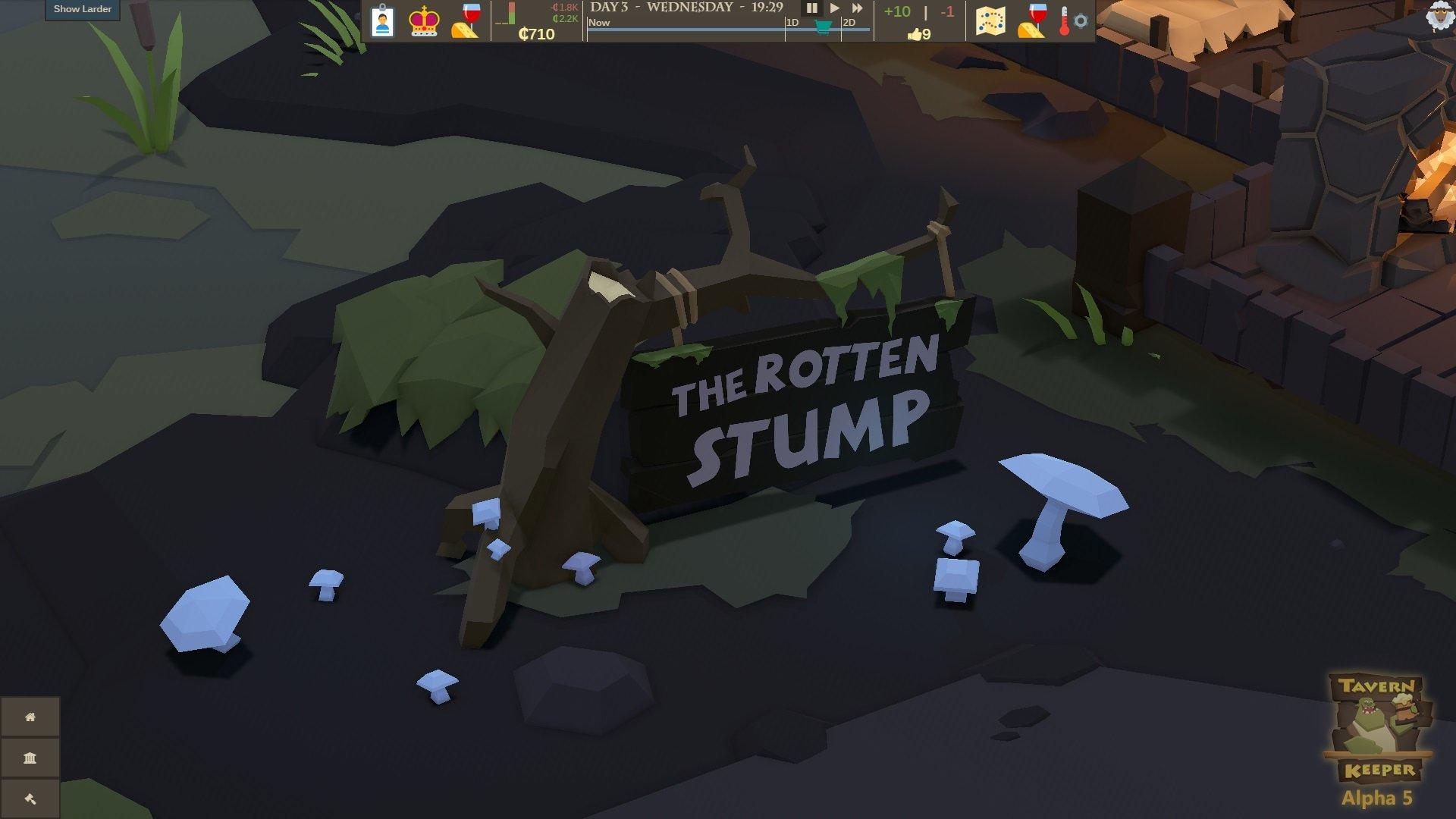 Fantasy Tavern Simulator симулятор бара отвратительные мужики disgusting men