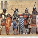 ангус макбрайд воины средневековья варвары отвратительные мужики disgusting men angus mcbride medieval warriors