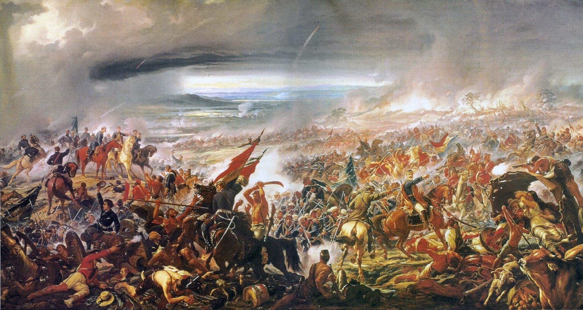 парагвайская война самая жестокая война франциско лопес история отвратительные мужики disgusting men
