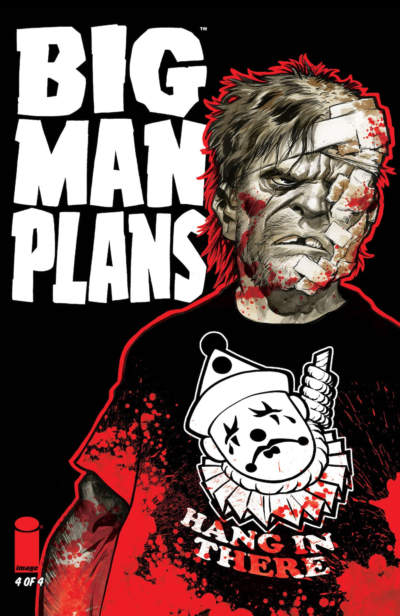 big man plans комиксы про мужиков