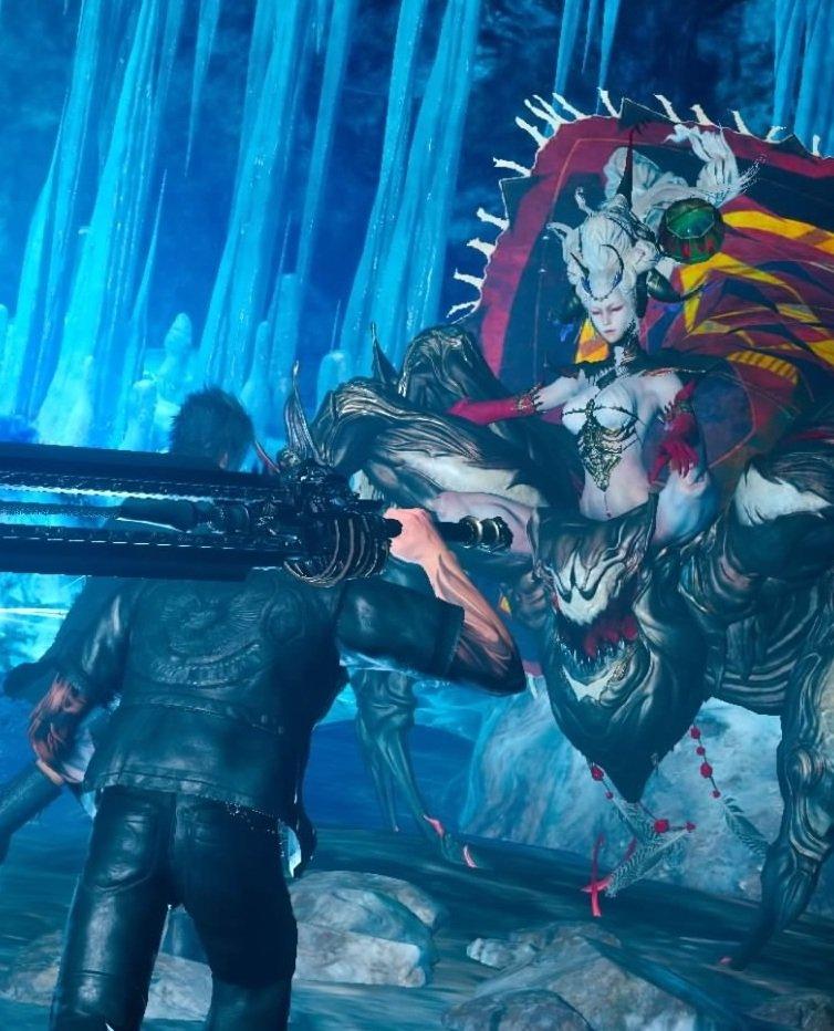 final fantasy 15 обзор рецензия review final fantasy xv ffxv disgusting men отвратительные мужики