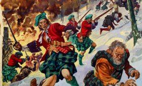 Какой клан шотландцев считают самым подлым и жестоким?