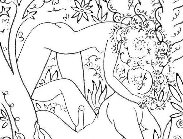 pornhub adult coloring book порно книга раскраска к рождеству новому году новости отвратительные мужики