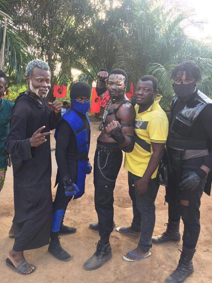 mortal kombat kumawood мортал комбат африканский ремейк трэш дичь отвратительные мужики disgusting men