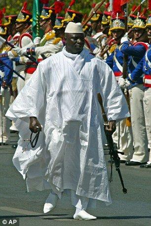 понедельник начинается с дичи президент гамбии отменил выборы отвратительные мужики disgusting men
