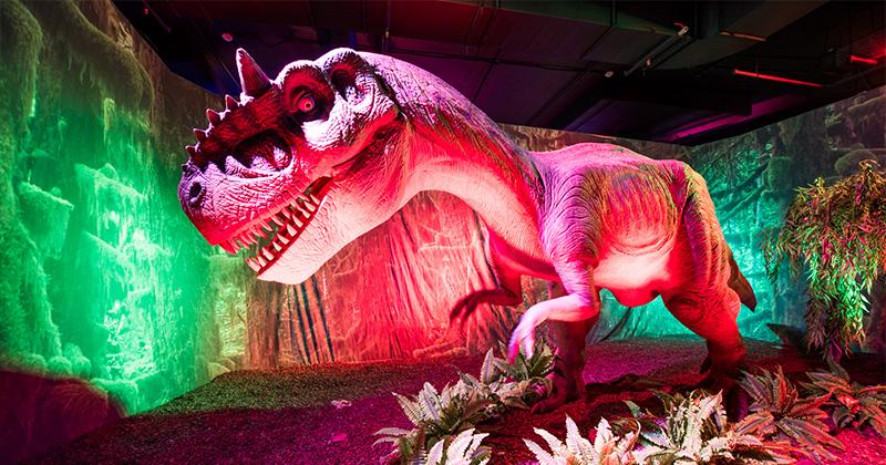 шоу динозавров dino club обзор отзывы