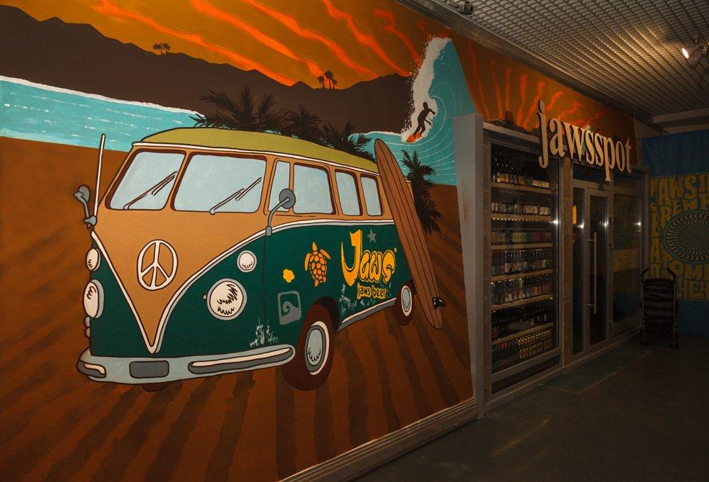 jawsspot бар москва отзывы обзор крафтовое пиво наутилус