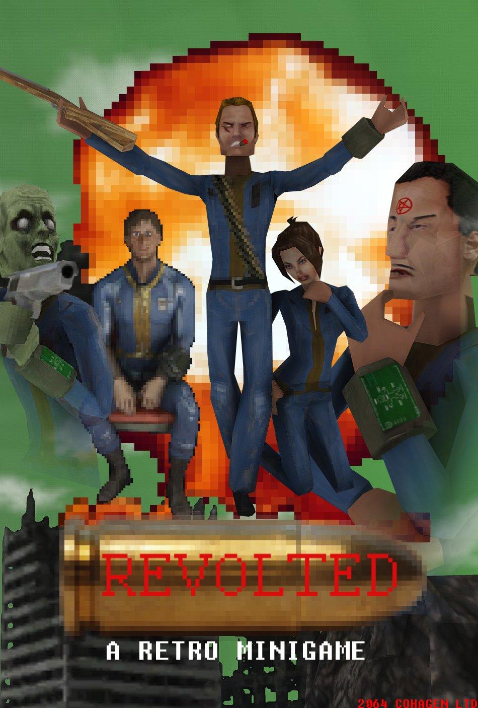 revolted мод fallout 4 конкорд терминал отвратительные мужики disgusting men