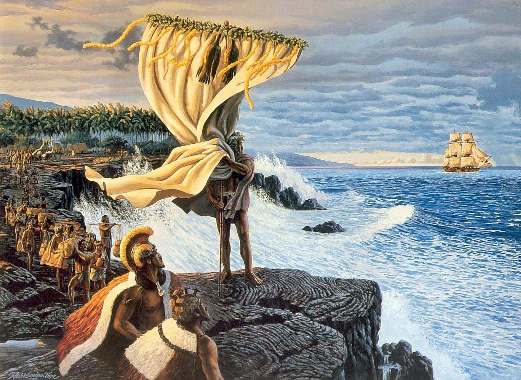 джеймс кук как убили кука кругосветное путешествие гавайи 14 февраля история каннибалы отвратительные мужики disgusting men