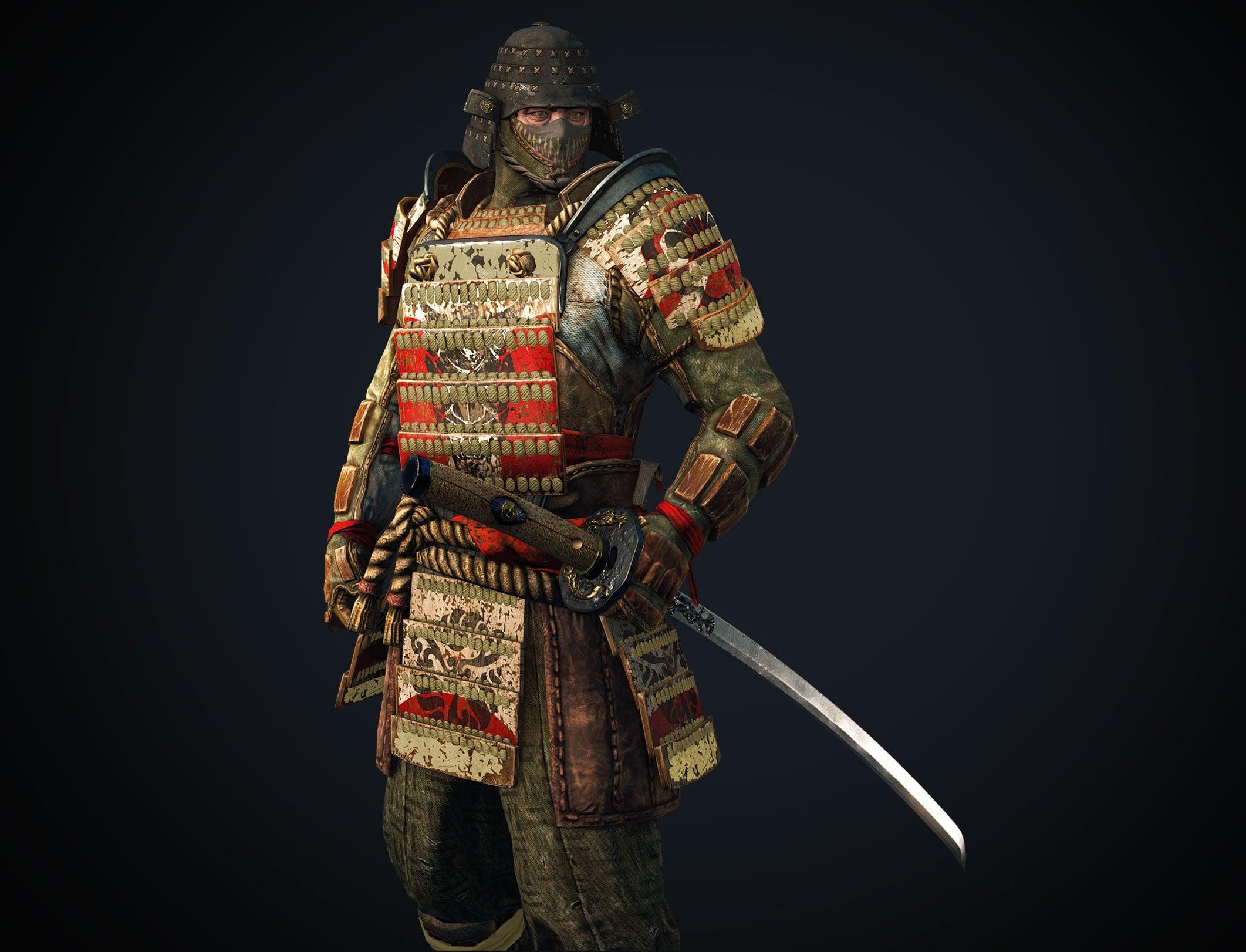 for honor классы оружие доспехи герои самураи отвратительные мужики disgusting men
