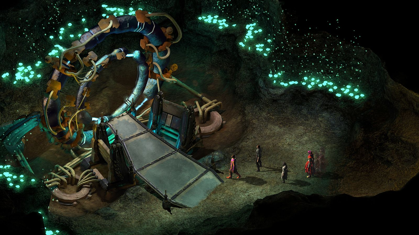 torment tides of numenera stream live review