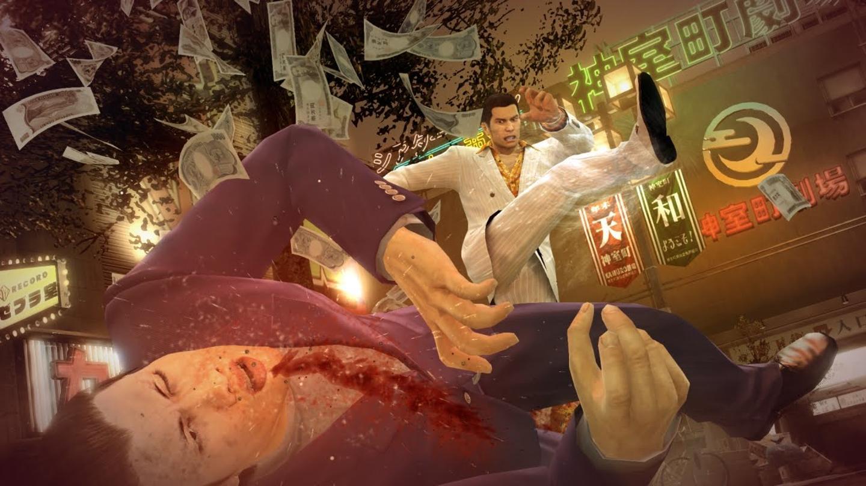 рецензия на yakuza 0 отвратительные мужики disgusting men якудза 0