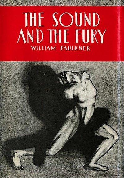 уильям фолкнер шум и ярость звук и ярость книга нобелевский лауреат классика чтение отвратительные мужики disgusting men