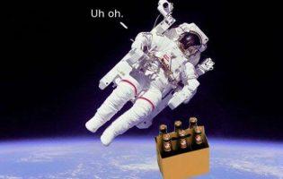 Budweiser создаст пиво для Марсианских колонистов