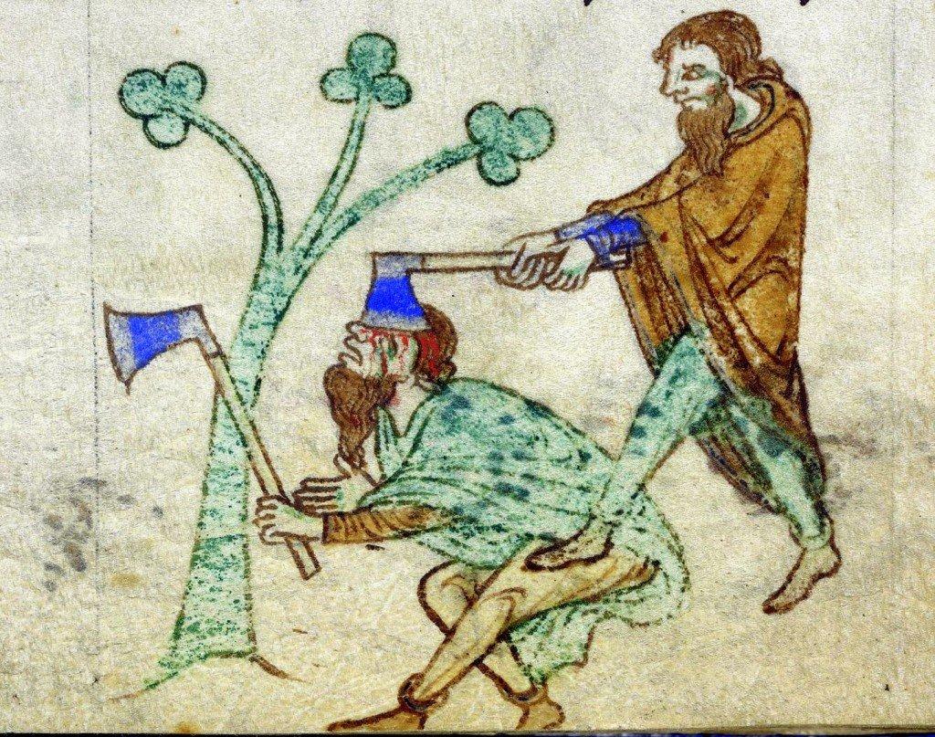 святой патрик история день святого патрика ирландия гиберния отвратительные мужики disgusting men