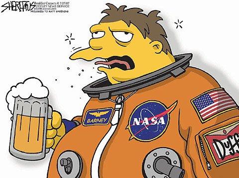 Budweiser создаст специальное пиво для Марса наука алкоголь отвратительные мужики disgusting men