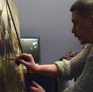 Mariusz Kozik art Мариуш Козик художник арты total war игры интервью отвратительные мужики