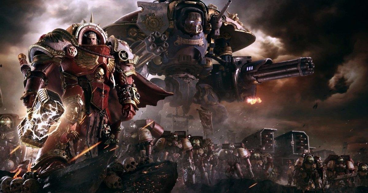 рецензия Warhammer 40,000: Dawn of War III отвратительные мужики disgusting men