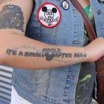 байкеры диснейленда банды диснейленда самые необычные субкультуры отвратительные мужики disgusting men