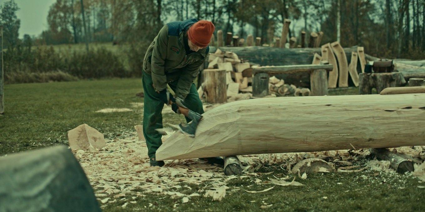 как сделать каноэ Rihard Vidzickis northmen плотник искусство югендстиль видео отвратительные мужики disgusting men