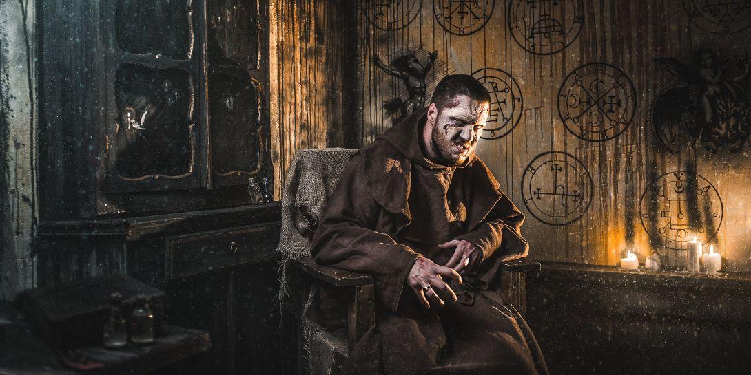 проклятый монастырь живой квест москва отвратительные мужики disgusting men