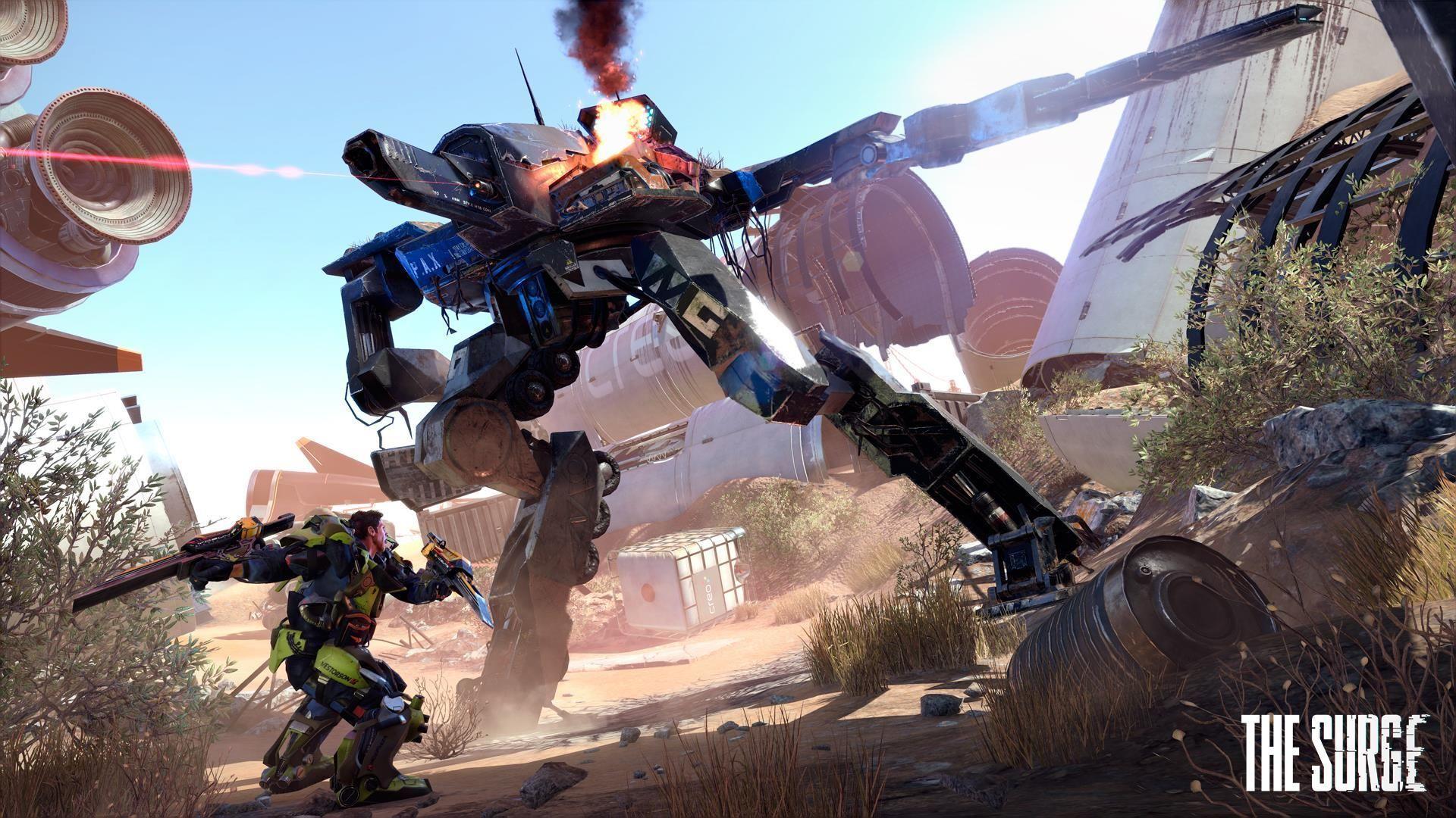 the surge обзор рецензия стрим летсплей Twitch-канал Disgusting Men Forza Horizon 3 Quake Champions Dark Souls в будущем отвратительные мужики