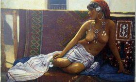 NSFW | Эротические открытки Востока — когда Тунис был раскованным