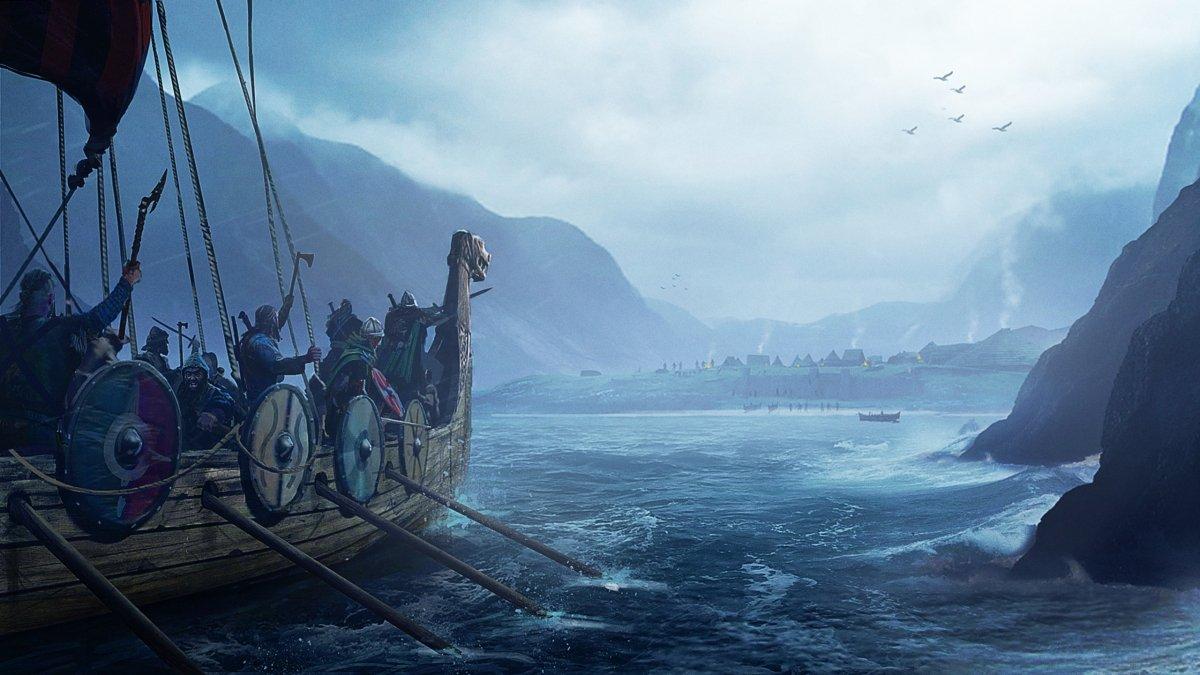 Expeditions: Viking рецензия отвратительные мужики disgusting men