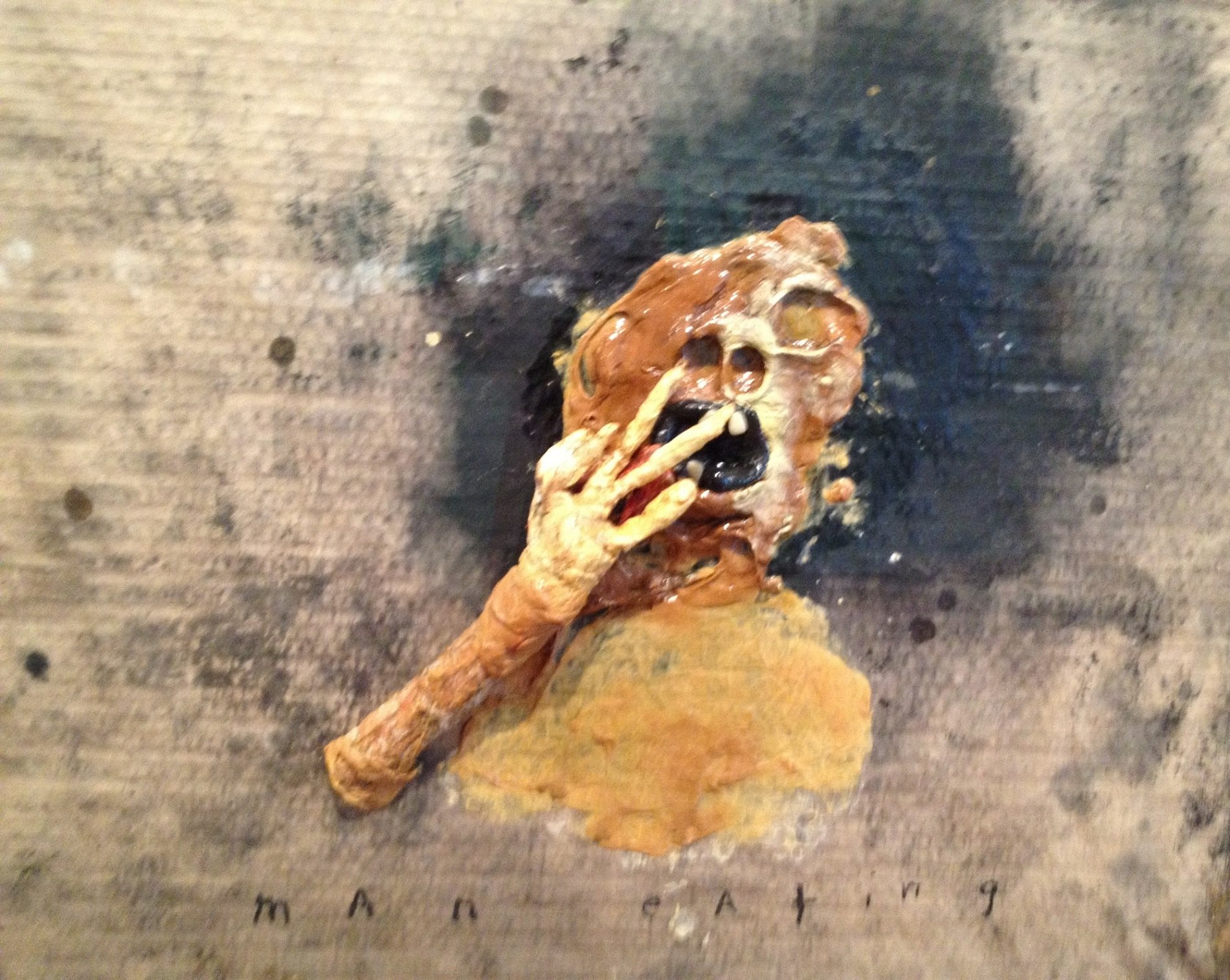 дэвид линч картины дэвида линча david lynch paintings отвратительные мужики disgusting men