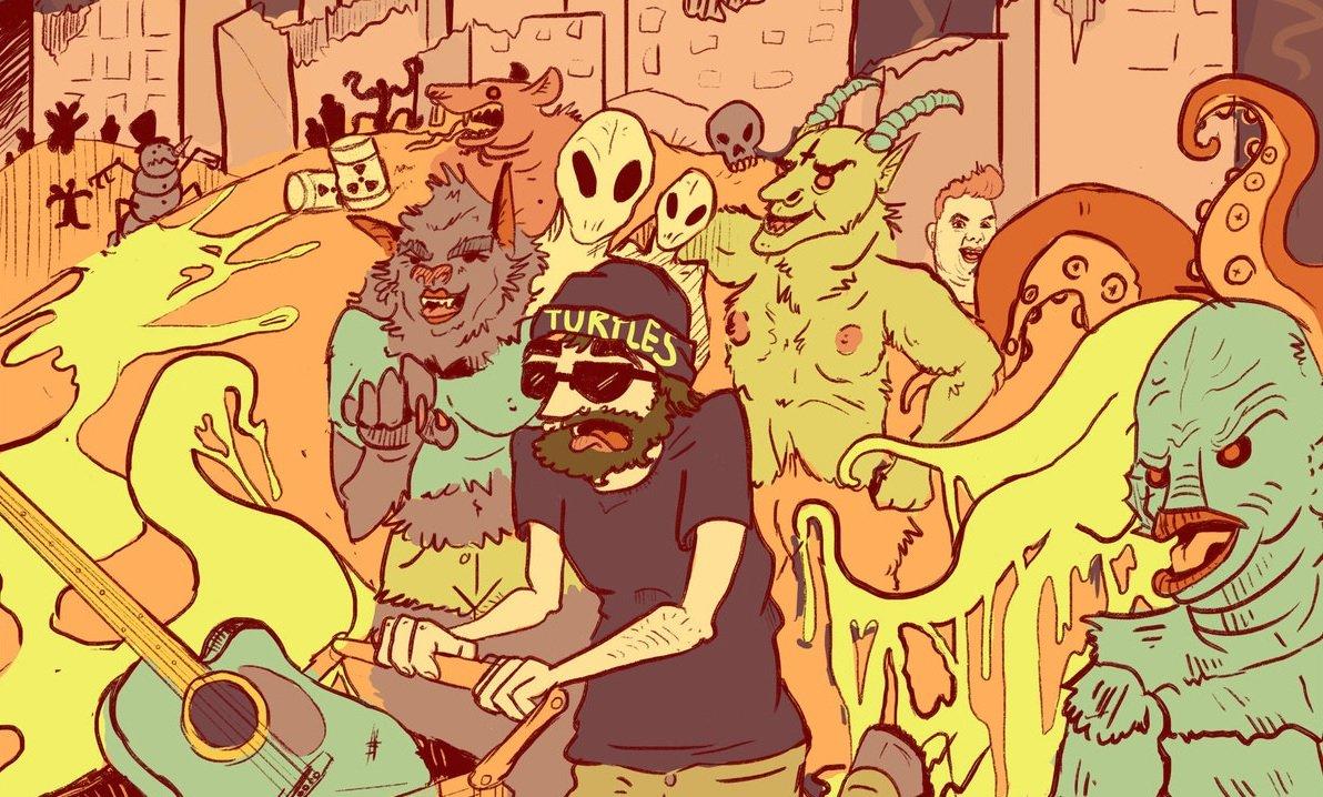 Mutant Members Only Club музыка отвратительные мужики disgusting men